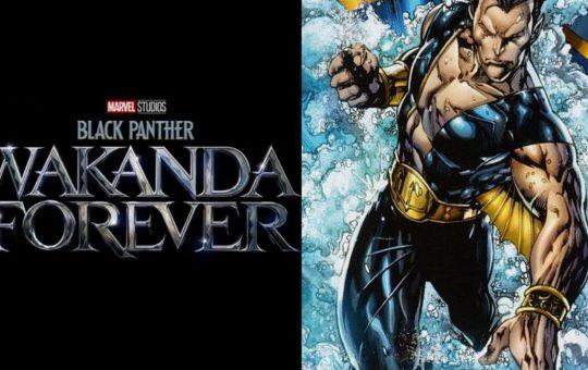 BlackPather : Wakanda Forever